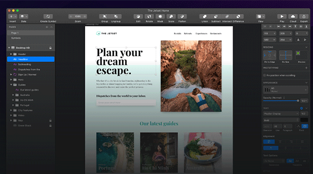 Is Sketch the Answer for Web Designers? - Cactimedia Blog Post